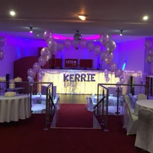 Birthday Party in Leicestershire by Big Bash Events