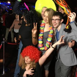 Magic Mirror Hire in Leicester with props