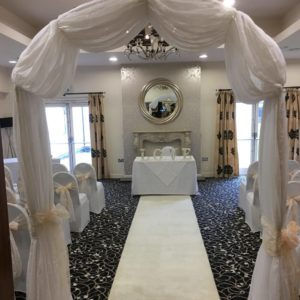 Wedding Arch For Hire in Leicestershire