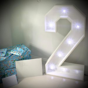Light Up Numbers & Letters