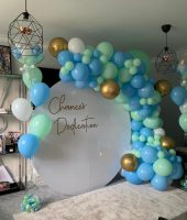 Half Balloon Arches